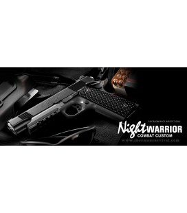 NIGHT WARRIOR MARUI GBB AIRSOFT
