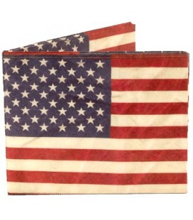 CARTERA MIGHTY BANDERA USA