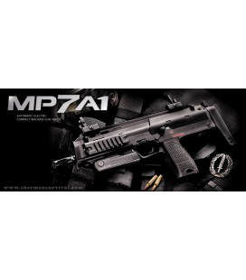 MARUI MP7 AEP AIRSOFT