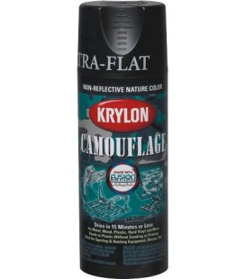 SPRAY KRYLON NEGRO 400ml