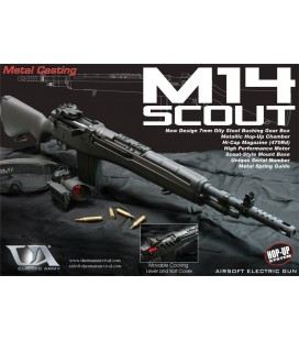 CLASSIC ARMY M14 SCOUT AIRSOFT