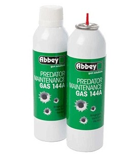 BOTE GAS ABBEY PREDATOR MAINTENANCE 144a 270ml