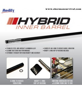CAÑON MODIFY HYBRID 6,03 M4A1 363mm