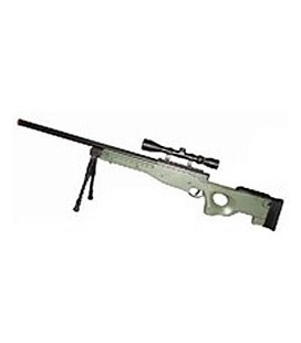 WELL L96A1 VERDE AIRSOFT