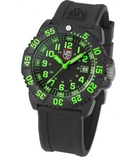 LUMINOX NAVY SEALS VERDE GOMA