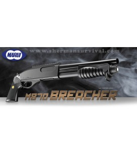 MARUI M870 BREACHER AIRSOFT