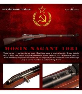MOSIN-NAGANT 1891/30 AIRSOFT