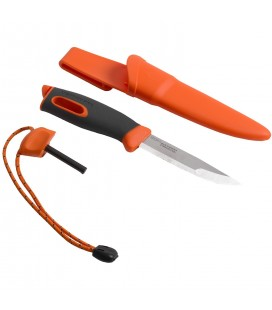 CUCHILLO FIREKNIFE NARANJA LIGHT MY FIRE