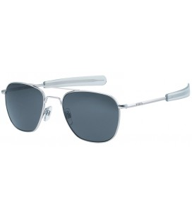 RANDOLPH AVIATOR 52/55/58mm PLATA MATE