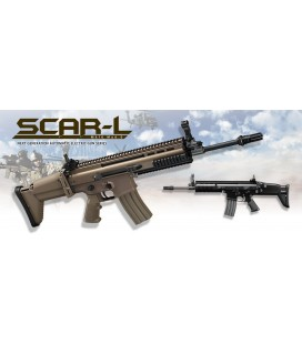 REPLICA MARUI SCAR L TAN RECOIL AIR SOFT