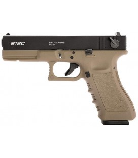 STARK ARMS S18C TAN GBB AIRSOFT