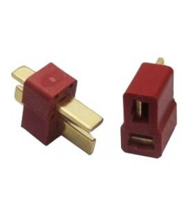 CONECTORES T-DEAN (PAREJA)