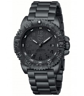 LUMINOX SEAL BLACKOUT ACERO