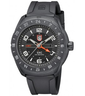LUMINOX SXC SPACE GMT CARBONO NEGRO