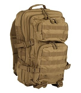 MOCHILA ASSAULT PACK LG COYOTE