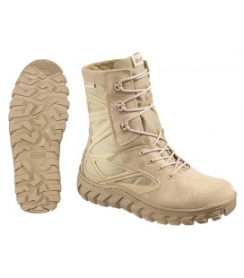 "BOTAS BATES ANNONBON 8"" TAN WATERPROOF"
