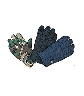 GUANTES THINSULATE AZUL