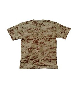 CAMISETA CAMO DIGITAL DESERT