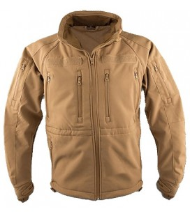 CHAQUETA TAD SOFT SHELL TAN