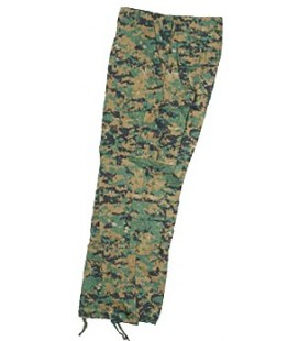 PANTALON ACU DIGITAL WOODLAND