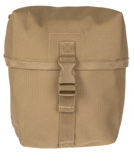 BOLSO MOLLE MEDIANO COYOTE 14X9X18