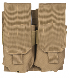 FUNDA MOLLE M4/M16 DOBLE COYOTE