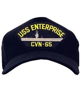 GORRA USS ENTERPRISE CVN-65