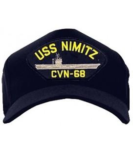 GORRA USS NIMITZ CVN-68