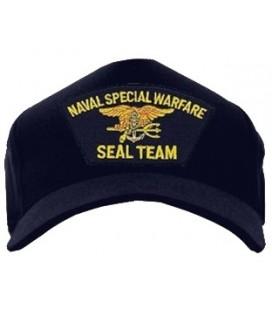 GORRA NAVAL SPECIAL WARFARE SEAL