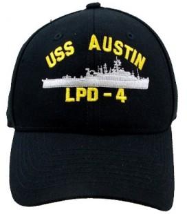 GORRA USS AUSTIN LPD-4
