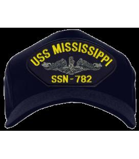 GORRA USS MISSISSIPPI SSN-782