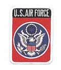 US AIR FORCE EAGLE PATCH