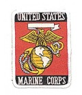 USMC GLOBE AND ANCHOR PATCH