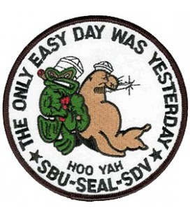 """SEAL THE ONLY EASY DAY 4"""""""