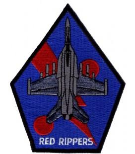 """VFA-11 RED RIPPER W/PLANE 4"""""""