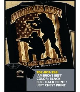 CAMISETA 7,62 AMERICA'S BEST