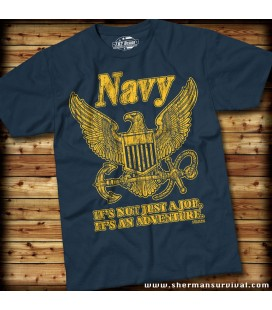CAMISETA 7,62 USN RETRO