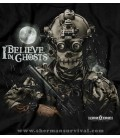 "CAMISETA 7,62 ""I BELIEVE IN GHOSTS"""