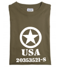 CAMISETA ALIED STAR VERDE