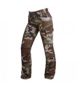PANTALON BDU WOMEN WOODLAND