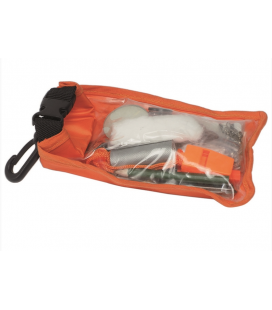 BOLSA SMALL SURVIVAL KIT NARANJA