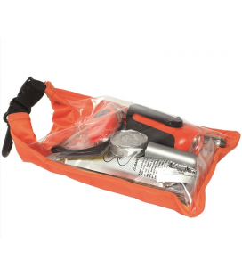 BOLSA LARGE SURVIVAL KIT NARANJA