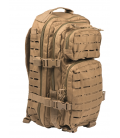 MOCHILA ASSAULT LASER COYOTE SM