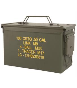 CAJA MUNICION M2A1 CAL 50
