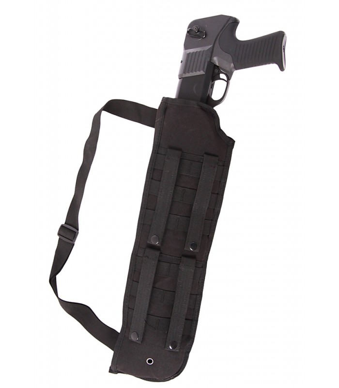 Funda escopeta molle negra sherman survival - Funda escopeta ...