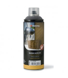 MTN INDUSTRIAL BARNIZ ACRILICO MATE 400ml