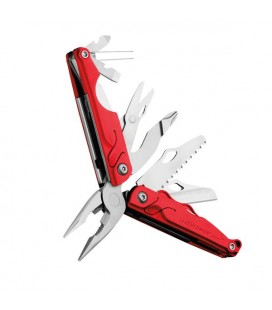 LEATHERMAN LEAP ROJO