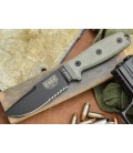 CUCHILLO ESEE MODEL 4 SERRATED
