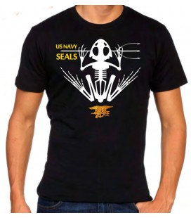 CAMISETA NAVY SEALS RANA