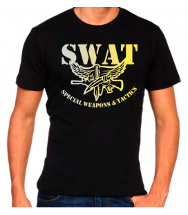 CAMISETA SWAT SPECIAL WEAPONS